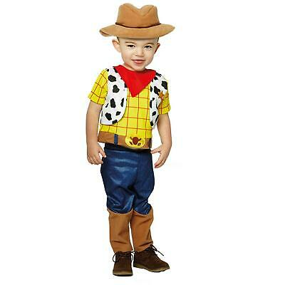 £23.98 • Buy Child Disney Toy Story Woody With Hat Boys Costume