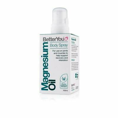 £5.99 • Buy Better You Chloride And Magnesium Oil Spray 100ml