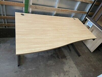 £40 • Buy Office Wave Desk (6 Availiable) Left Or Right Hand Wave