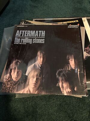£35.18 • Buy The Rolling Stones Aftermath First Press Vinyl Shrink