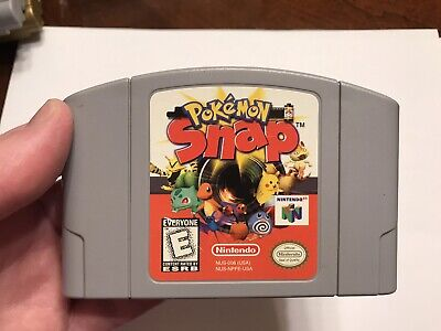 $24.99 • Buy Pokemon Snap (Nintendo 64, 1999) Authentic (Cartridge Only) Tested & Works! N64