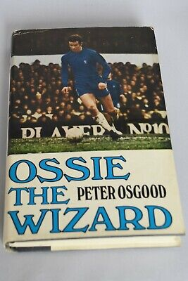 £2.99 • Buy Ossie The Wizard, Book By Peter Osgood, Chelsea Legend, Football Biography