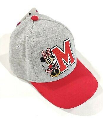 £10.95 • Buy NEW Toddler Girls Minnie Mouse Baseball Cap Snapback Hat Cute Gift
