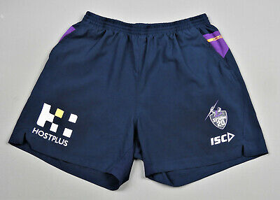 £10.50 • Buy Melbourne Storm ISC NRL Rugby Shorts Size XXL