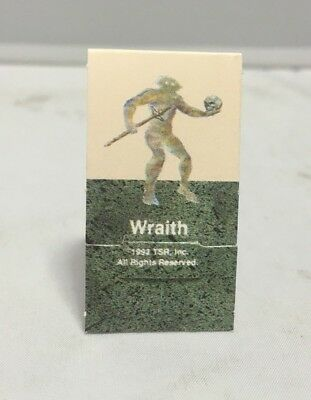 AU2.75 • Buy Dungeons & Dragons Dragon Quest Board Game Replacement Wraith Standup