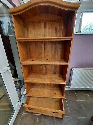 £60 • Buy Tall Bookcase With Drawer