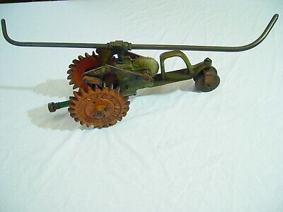 AU1.37 • Buy Vintage Antique Kees Krawler Xal Automatic Driven Yard Tractor Sprinkler System