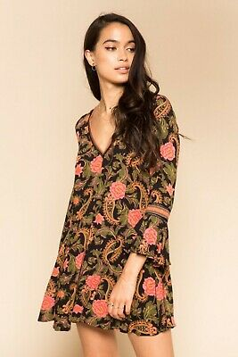 AU88 • Buy Spell And The Gypsy Etienne Dress XS