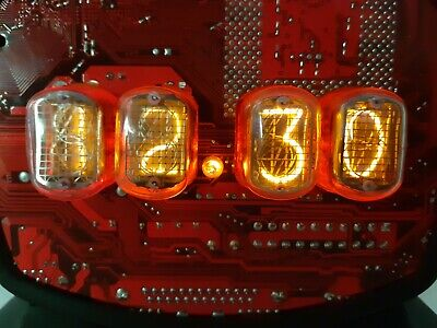 £200 • Buy Nixie Clock For IT Man IN12 Tubes By Monjibox