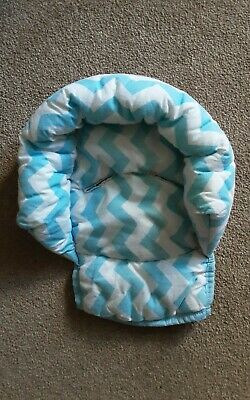 £0.50 • Buy Baby Head Support Cushion Newborn Support Pillow USED Child Car Seat Head Hugger