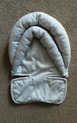 £1 • Buy Baby Head Support Cushion Newborn Support Pillow USED Child Car Seat Head Hugger