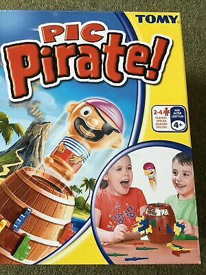 £6.50 • Buy Pic- Pirate /  Pop-up Pirate By Tomy In Good Condition