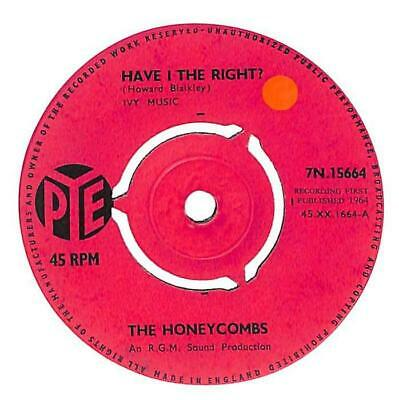 £2.75 • Buy The Honeycombs - Have I The Right? - 7  Vinyl Record Single