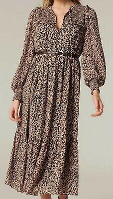 AU50 • Buy Forever New Tammy Midi Dress Size 6 New Without Tags
