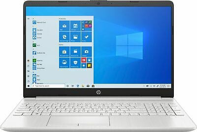 """View Details HP - 15.6"""" Laptop Intel Core I3 - 8GB Memory - 256GB SSD - Natural Silver • 499.99$"""