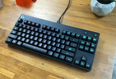 AU60 • Buy Logitech G Pro X (920009239) Wired RGB Gaming Keyboard Brown Switches