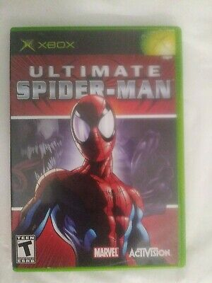 £14.62 • Buy Ultimate Spider-Man (Microsoft Xbox, 2005) Complete. Tested. Fast Shipping
