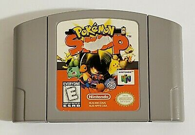 $23.95 • Buy Pokemon Snap (N64 Nintendo 64, 1999) Authentic (Cartridge Only) Tested & Working