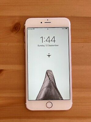 AU125 • Buy Apple IPhone 6s Plus - 64GB - Rose Gold - A1687 - Unlocked - Great Condition