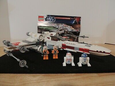 £34.79 • Buy   LEGO Star Wars X-Wing Starfighter, 9493 - 100% Complete Minifigures
