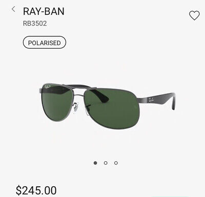 AU80 • Buy Rayban RB3502 Great Condition, Worn Twice, Comes With Case.