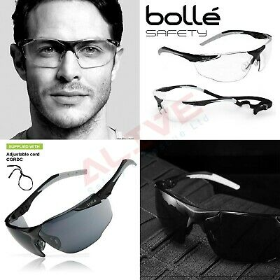 £2.99 • Buy Bolle Safety Glasses UNIVERSAL Anti-fog & Anti-scratch UV Protection Spectacles