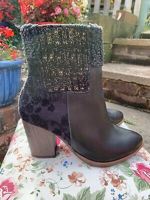 £39 • Buy Desigual Boots Only Worn Once Size 39 (UK 6)