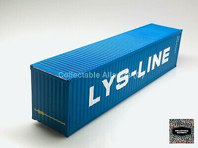 £20 • Buy Corgi Lys-line Container Load Model Only Cc99173 1:50 (damaged)