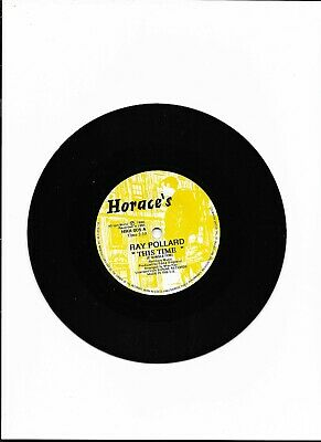 £30 • Buy 7  Classic Northern Soul Single Reissue 45 / Ray Pollard - This Time