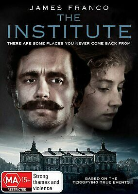 AU7.95 • Buy The Institute James Franco Brand New, Factory Sealed