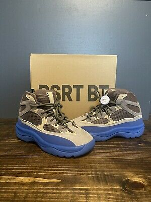AU538.76 • Buy Adidas Yeezy Desert Boot 'taupe Blue' - Size 11 - 100% Authentic