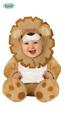 £18.99 • Buy Fiestas Guirca Baby Lion King Jungle Halloween Dress Up Costume Age 18-24 Months