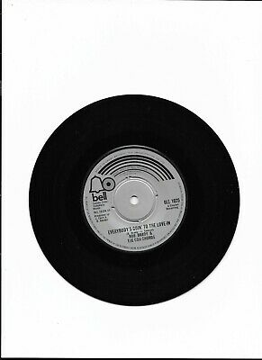 £25 • Buy 7  Classic Northern Soul Single Uk Issue 45 / Bob Brady & The Con Chords-Everybo