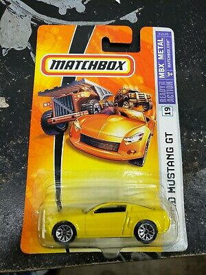 AU1.33 • Buy Matchbox Ford Mustang GT