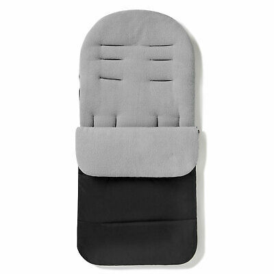 £13.99 • Buy Footmuff / Cosy Toes For Maclaren Globetrotter Pushchair Dolphin Grey