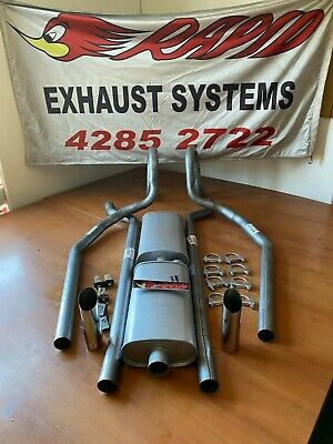 AU620 • Buy Holden Lx-lh Torana 2 Inch Dual System From Extractors