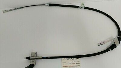 AU129 • Buy Ssangyong Actyon Sports 2006-2012 Genuine New Parking Brake Rh Rear Cable Jyh