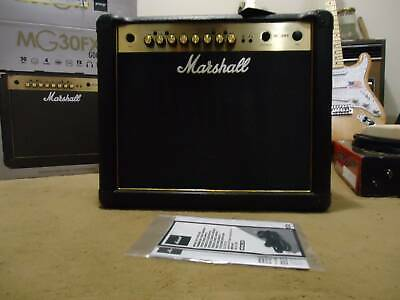 AU250 • Buy Marshall MG Gold Series MG30FX Guitar Amplifier. In Parafield S.A.