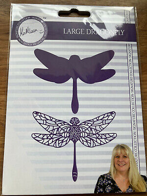 £3.50 • Buy Kathleen Signature Collection Large Dragonfly Die Set