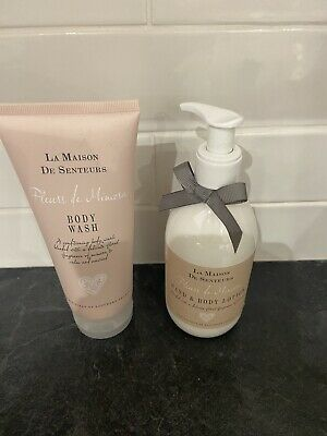 £3 • Buy La Maison De Senteurs Body Wash And Hand And Body Lotion Brand New