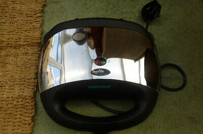 £5 • Buy Breville Classique Toasted Sandwich Maker TR24 COLLECTION ONLY