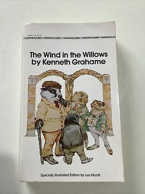 £12 • Buy Vintage 'The Wind In The Willows' By Kenneth Grahame (Paperback, 1982)
