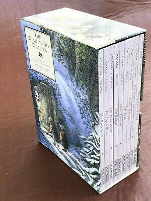 £9 • Buy Kenneth Grahame - The Wind In The Willows Book Set X9 Hardback
