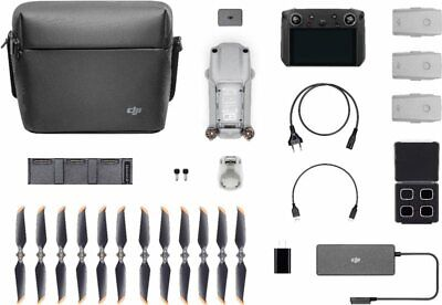 AU2222.36 • Buy DJI Air 2S Drone Fly More Combo With Smart Controller