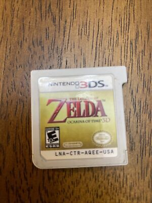 AU21.54 • Buy The Legend Of Zelda: Ocarina Of Time 3D - Nintendo 3DS - Game Cartridge Only