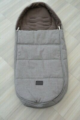 £44.99 • Buy Mamas And Papas GREY MELANGE Cold Weather PLUS Footmuff Cosytoes