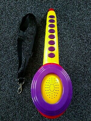 AU367.88 • Buy Sax A Boom - With Strap - Tenacious D - Made Famous By Jack Black.