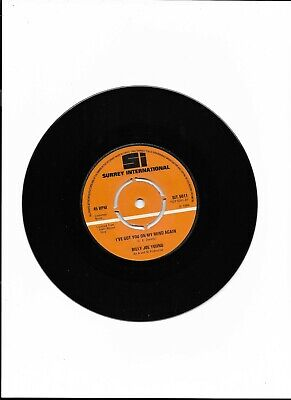 £35 • Buy 7  Classic Northern Soul Single Uk Issue 45 / Billy Joe Young-I`ve Got You On My