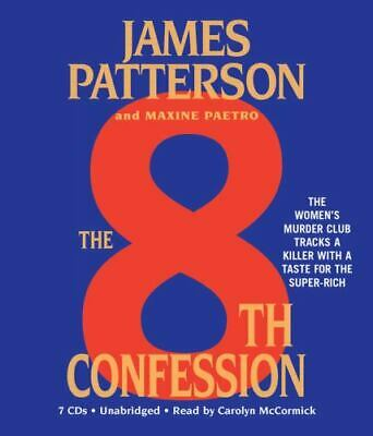 AU4.85 • Buy Women's Murder Club: The 8th Confession No. 8 By James Patterson And Maxine...