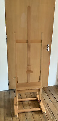 £100 • Buy Mabef Solid Wood Easel M10 Never Used New Other Very Good Condition